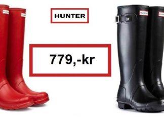 0a6670ffffc Hunter gummistøvler tilbud til kvinder – Undgå at betale for meget