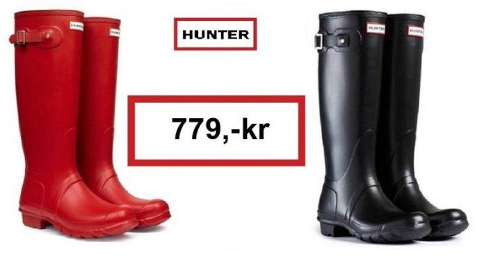 a94d21a0988 Hunter gummistøvler tilbud til kvinder - Undgå at betale for meget